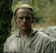 Gabaldon Outlander, Sam Heughan Outlander, Outlander Tv, Diana Gabaldon, Outlander Series, Highlands Warrior, Jaime Fraser, Outlander Quotes, The Fiery Cross