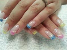 So pretty gel nails