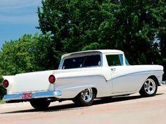 RL      1957 Ford Ranchero