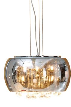 Jotex CIRCUM-kattovalaisin Kirkas - Kattovalaisimet | Ellos Mobile Luxury Chandelier, Chandelier Pendant Lights, Modern Chandelier, Pendant Lamp, Interior Lighting, Home Lighting, Decor Interior Design, Lighting Design, Copper Rose