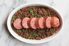 This Italian Lentil Stew Will Make You Rich in 2016, Maybe: Good after New Years too!