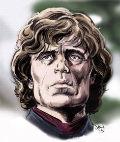 Tyrion Lannister - Game of Thrones - Simon Williams