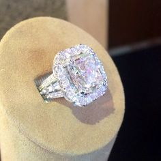Genoese Jewelers Tiffany Solitaire, Solitaire Diamond, Diamond Design, Heart Ring, Jewels, Rings, Wedding, Valentines Day Weddings, Jewerly