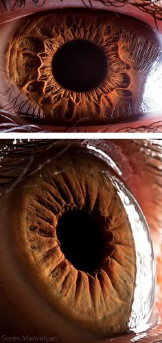 """Your Beautiful Eyes"" Photo Series by Suren Manvelyan 