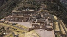 Just Go #JustGo - Sanderlei: Pisaq - Peru - Parte 1