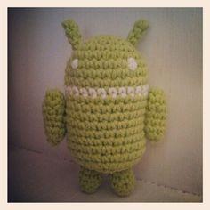 crochê - android