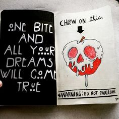 Wreck this journal ideas : Photo: