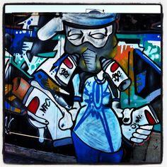 Streetart, Puerto Rico