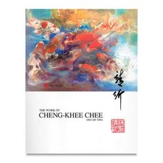 The Work of Cheng-Khee Chee includes six simple to understand techniques that Cheng-Khee has mastered and explained so well that even a beginner will understand. This softback book includes 28 pages. #ArtBook #Painting