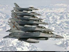 General Dynamics (Fokker) F-16A Fighting Falcon (401) aircraft picture