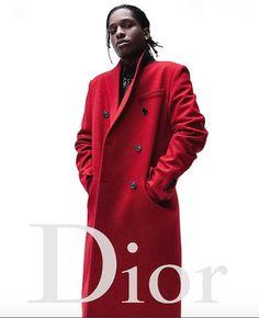 asap rocky x Dior F/W 2016                                                                                                                                                     More