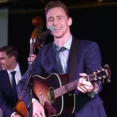 Tom Hiddleston Performing as Hank Williams Will Make You Day 100 Times Better: We have bad news, and good news.
