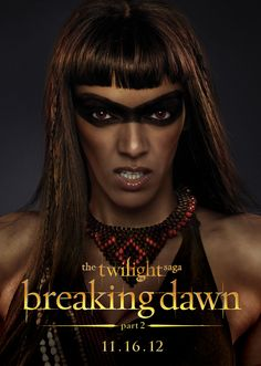 Judith Shekoni as Zafrina from The Amazon Coven - The Twilight Saga: Breaking Dawn Part 2