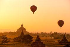 Bastien, expert-voyage en Birmanie, vous fait découvrir ses incontournables du Myanmar : de Rangoon à Inle en passant par Bagan.
