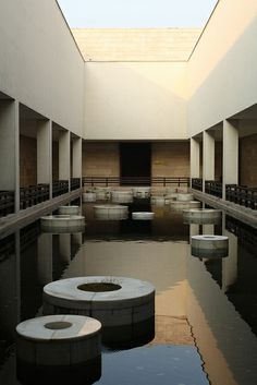 DAVID CHIPPERFIELD hangzhou - liangzhu museum 7 by Doctor Casino, via Flickr
