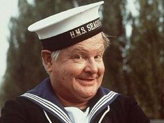 The great man Benny Hill