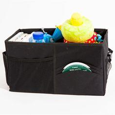Foldable Black Car Organzier, 21% discount @ PatPat Mom Baby Shopping App