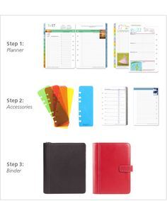 Design your own planner with all the things you want!! A little pricey to start but then you just have to buy refills every year
