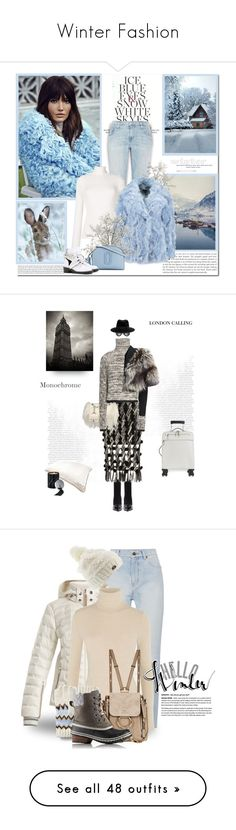 """Winter Fashion"" by ames-ym ❤ liked on Polyvore featuring Louis Vuitton, Poesia, Current/Elliott, M Missoni, Marc Jacobs, Balenciaga, Tabula Rasa, Yves Saint Laurent, Gucci and Maison Michel"