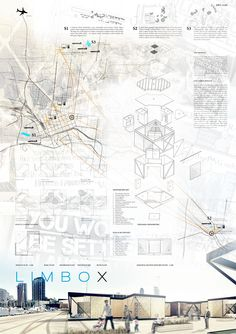 architecture presentation layout _ Finalist - Competition Houses for Change: Architecture Panel, Architecture Graphics, Architecture Portfolio, Architecture Drawings, Architecture Design, Presentation Styles, Project Presentation, Presentation Boards, Architecture Presentation Board
