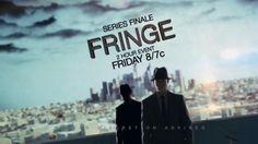 FOX Broadcasting Company - Fringe TV Show - Fringe TV Series - Fringe Episode Guide - Trailer: The Series Finale