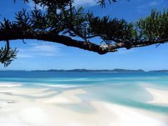 Some day........Stunning Whitehaven Beach, Whitsunday Islands, Australia