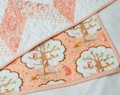 JAQS Studio: Chevron Coral Quilts Completed
