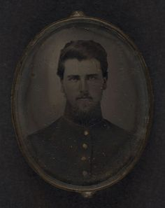 Civil War soldier (c. 1861-1865)