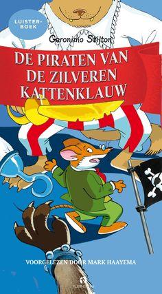 De piraten van de zilveren kattenklauw | Geronimo Stilton: Help! Mijn uitgeverij had de Gouden Gids van Rokford verkeerd gedrukt! Als je…