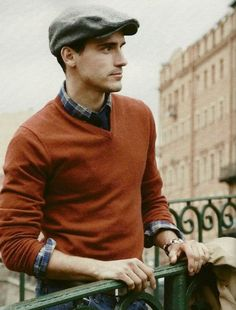 A gentleman knows how to layer
