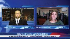 The Glazov Gang-Islamic Prayer as Intimidation.
