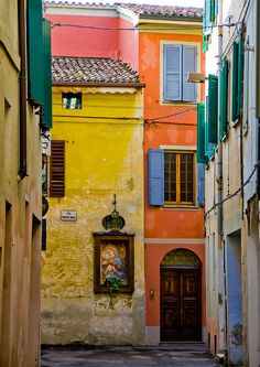 Colorno, Emilia Romagna, Italy, photograph by Elly Contini on Flickr