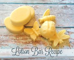 DIY Lotion Bars - paleocupboard.com  Healthy and all0natural lotion bars that are perfect for dry skin!