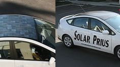 Putting a solar roof on your Prius - go 20 miles on battery power