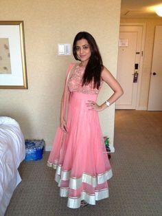 Nisha Aggarwal at Telugu Association of North America in Dallas | PINKVILLA