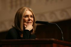 Gloria Steinem believes feminism should be everywhere.  That's the message she left a crowd of more than a 1,000 who attended her discussion in Memorial Chapel.  2014