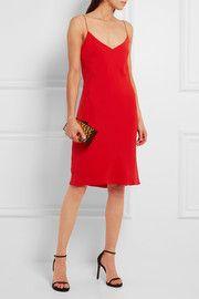 Calvin Klein CollectionHannelisa silk-chiffon mini dress