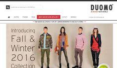 Duomo - Ρούχα και Παπούτσια | Online Καταστήματα - Webfly