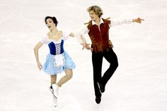 Meryl Davis and Charlie White compete in the Short Dance during the 2013 Prudential U.S. Figure Skating Championships at CenturyLink Center on January 25, 2013 in Omaha, Nebraska.