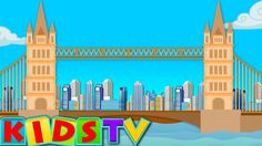 London Bridge Is Falling Down   Nursery Rhyme Kids And Children's Song  ...
