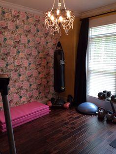 astuces pour aménager une salle de yoga ou de méditation