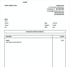 microsoft excel invoice template free