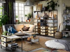 Les 186 meilleures images du tableau Le salon IKEA sur Pinterest en ...