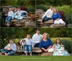 Outdoor Family Photos Ideas   Outdoor Family Portraits