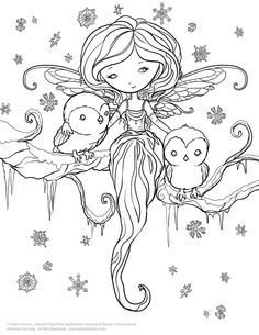 molly harrison coloring pages Fairy Coloring Pages, Coloring Pages To Print, Adult Coloring Pages, Coloring Sheets, Coloring Books, Doodle Coloring, Coloring For Kids, Free Coloring, Colorful Drawings