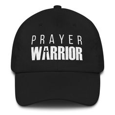 Christian Hats, Christian Clothing, Christian Apparel, Baseball Girls, Black Baseball Cap, Prayer Warrior, Hot Outfits, Dad Hats, Mens Caps