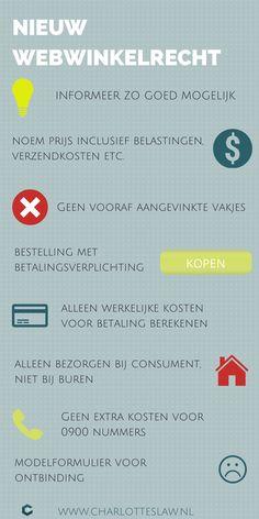 Het nieuwe webwinkelrecht 2014 #ecommerce #webshop #webwinkel