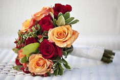 Fall Wedding Bouquet - Fall Wedding  Flowers by Lily Pad Flowers in McKinney