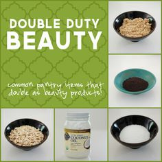 Take a Trip to the Spa Via Your Kitchen Pantry #theeverydaycollection