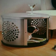 1000 Images About Dog Crate End Table On Pinterest Dog Crate End Table Crate End Tables And